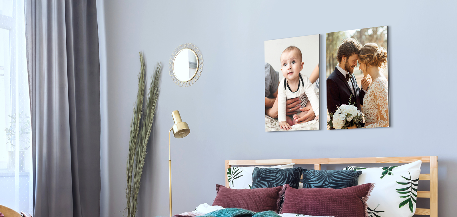 35 % off Selected Wall Decors*