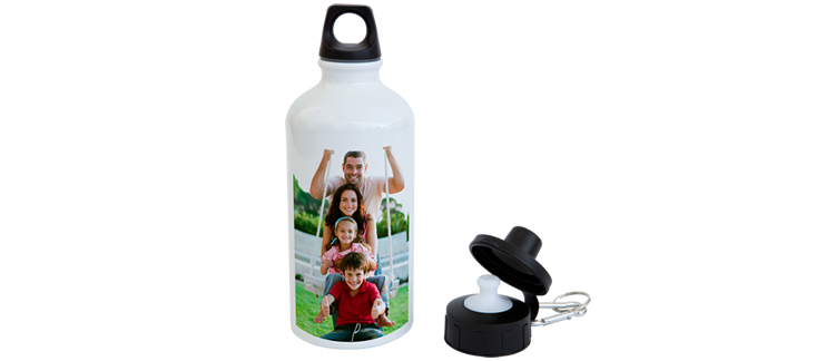 Aluminium water bottles (500ml)